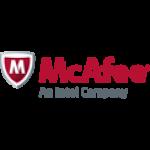 McAfee UK logo