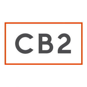 To speak with someone over the phone, call You can also enter your information and comments on CB2's online contact form to have someone from the company get back to you with answers. About CB2. CB2 is part of the Crate and Barrel organization, and the first of its retail stores opened in Chicago in