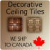 Decorative Ceiling Tiles coupon code
