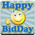 HappyBidDay promotion code