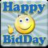 HappyBidDay promotion code